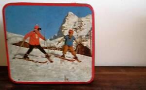 Arnotts Alpine Skiing Circa 1958 Jamboree Heights Brisbane South West Preview