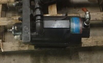 Setco Precision Spindle 5 Hp6105-36gtmodel 2503600 Rpm