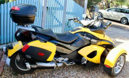 Can-Am Spyder SE5 In immaculate condition Ocean Grove Outer Geelong Preview
