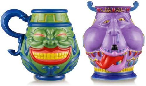 Yu-Gi-Oh Limited Pot of Greed Mug & Pot of Avarice Cup Set Japan Yugioh NEW
