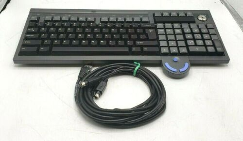 IBM 13G2134 POS Keyboard with Integrated Mouse