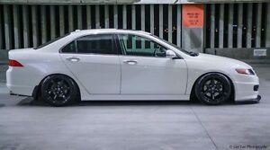 Looking for tsx aftermarket parts email me what you got