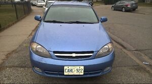 2006 Chevrolet Optra//RUST FREE AND BLUETOOTH//LOW KMS
