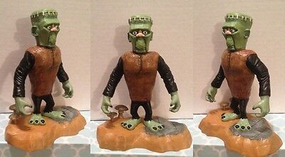Universal Monsters Custom Made Piece Mad Monster Party Fang ONE OF A KIND PIECE!