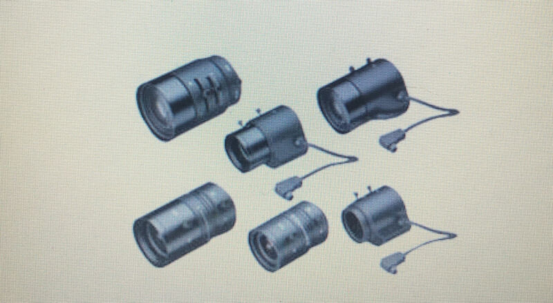 "Bosch LTC 3664/40 Varifocal Lens IR Corrected, 1/3"", 2.8-11mm"