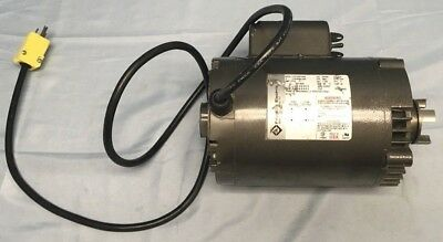 Franklin Electric 1101007444 AC Motor ½ Hp 115/208-230Vac Single Phase TESTED
