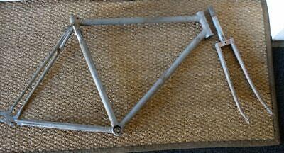 52cm c.1948 Bianchi Selvino frame & parts - for restoration