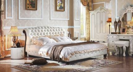 NEW designer king bed release exclusive to Aura $1999 rrp $3499!!