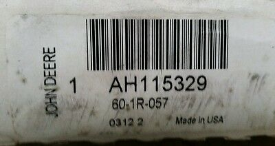 John Deere Oem Part Ah115329 Combine Precut Roller Chain 60 X 57 Links