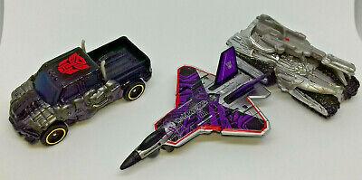 Usado, Transformers 2008 RPM - MEGATRON IRONHIDE and STARSCREAM, loose segunda mano  Embacar hacia Mexico