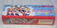 Love Live! School Idol Project Vol.2 Meister Set English Brand New
