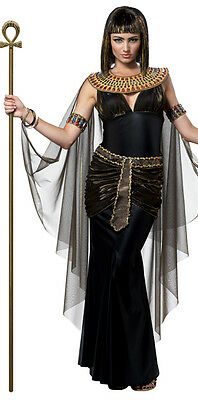 Cleopatra Costume for Women size M & XL Egyptian New by Cal. Costume 01222