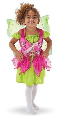 Pixie Fairy Costume for Toddler size 3-4 & Girls size 5-6 by Teetot & Co. (Fairy Costume For Toddlers)
