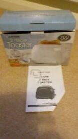 Lloytron 2 slice toaster