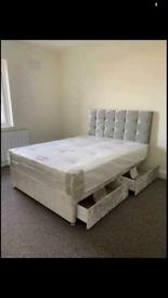 🌟🌟🌟🌟🌟🌟 Cheap divan set + free delivery!