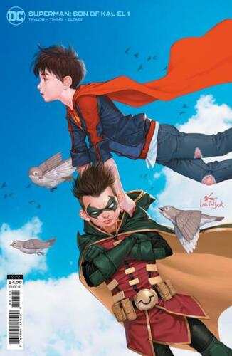 Superman Son of Kal-El #1 You Pick From Main & Variant Covers DC Comic 2021