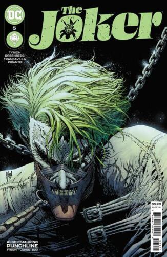 Joker #1-5 | Select A B C D & 1:25 Covers | DC Comics NM 2021