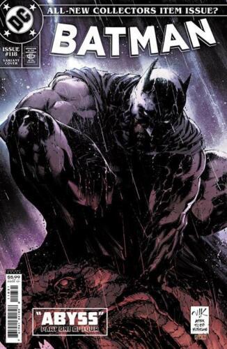 BATMAN #118 BOGDANOVIC VARIANT DC COMICS 2021 NEW STORY MCFARLANE HOMAGE