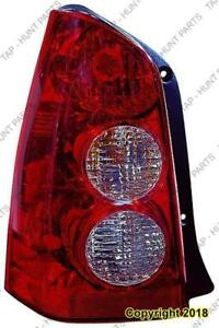 Tail Lamp Driver Side High Quality Mazda Tribute 2005-2006