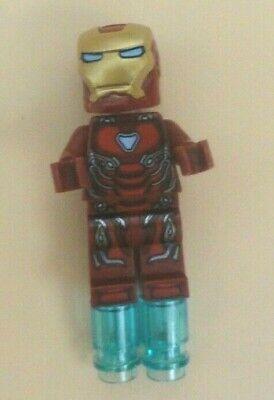 LEGO Iron Man  Minifigure  Genuine Lego