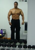 Personal Trainer in Scarborough. Personal Training sessions.
