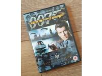 James Bond 007 The World Is Not Enough DVD Pierce Brosnan