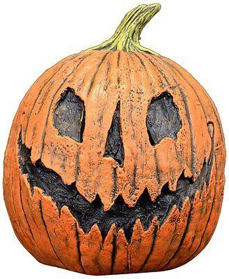 Trick or Treat King Pumpkin Full Head Krampus Halloween Costume Mask JM112](Trick Or Treat Halloween Pumpkin)