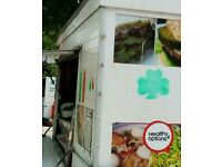 Food Trailer and generator for sale in london