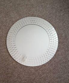 50cm Circular mirror