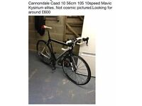 Cannondale caad 10 56 cm