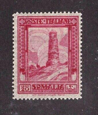 Somalia stamp #142, MHOG, VVF, wmk. 140, 1932, SCV $325.00