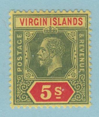 VIRGIN ISLANDS 46   MINT HINGED OG *  NO FAULTS EXTRA FINE