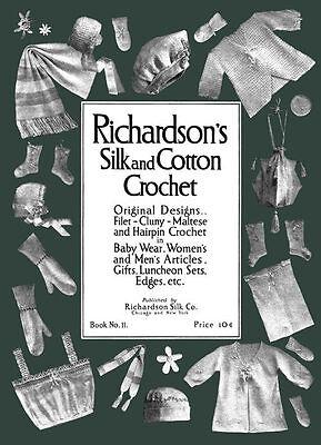 Шаблоны Richardson's Fashion Patterns #11 c.1916