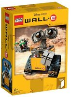 New Lego Wall-E set, factory sealed, sold out