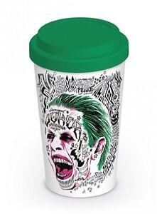 Escuadron-Suicida-El-Joker-Doble-Pared-Taza-De-Viaje-Ceramica-DC-Comics-MGT23863