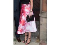 Skirt from coast worn once. Size 10 Was £129 selling for £70