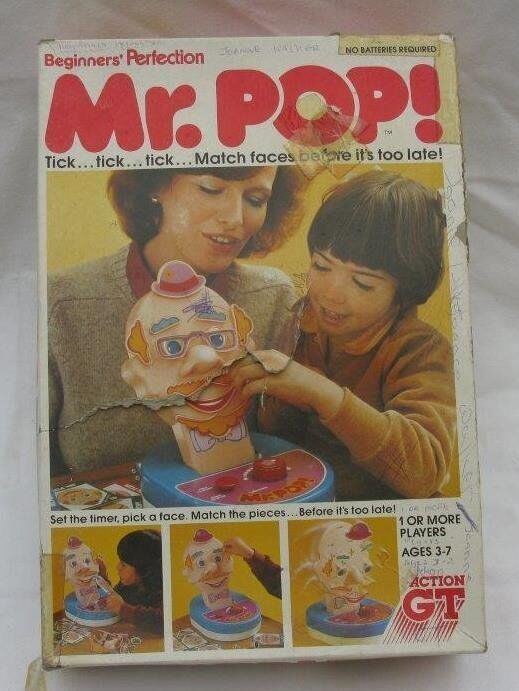 Mr Pop by Action GT games