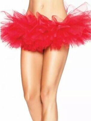 ini Tutu Red Size One Size Dance Ballerina Costume Hallo (Hallo, Kostüme)