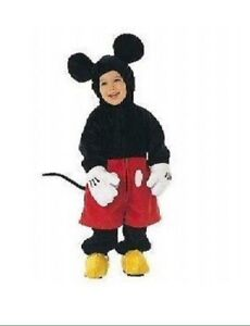 Mickey Mouse Costume Disney Store 6-12 Months