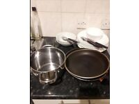 Kitchenware & accessories for free+ MICROWAVE as extra