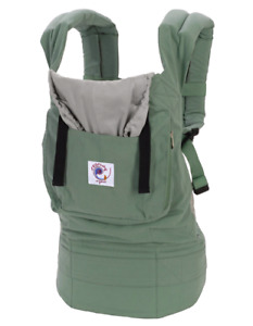 Ergo Organic Sea Green baby carrier