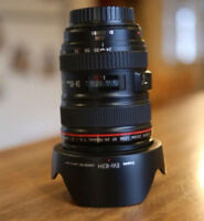 NEW Canon EF 24-105mm f/4L IS USM OBO