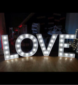 Love letter lights to buy
