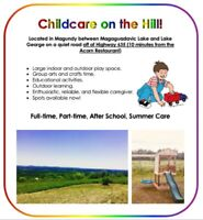 Childcare on the Hill