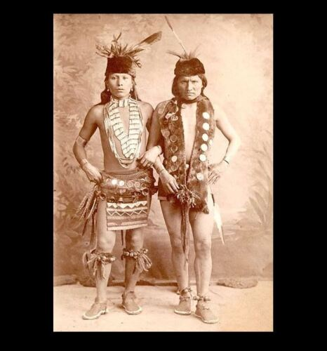 1887 Black Elk PHOTO Crazy Horse Cousin!! Battle of Little Bighorn Lakota