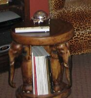 ANTIQUE SIDE TABLE for $50