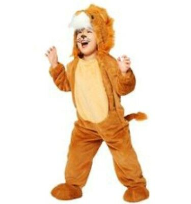 nwt toddler size 4t-5t lion Halloween costume