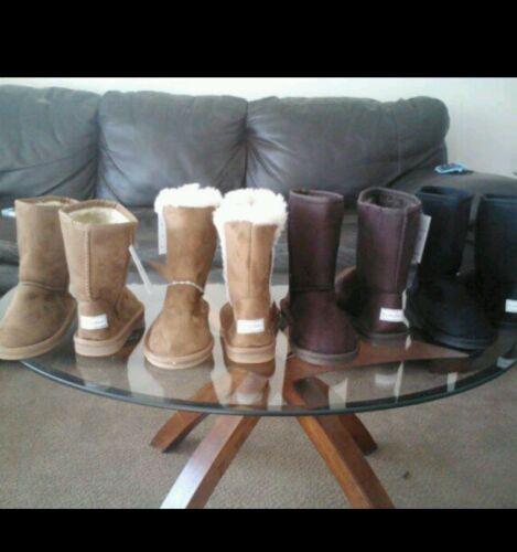 Winter boots for little girls