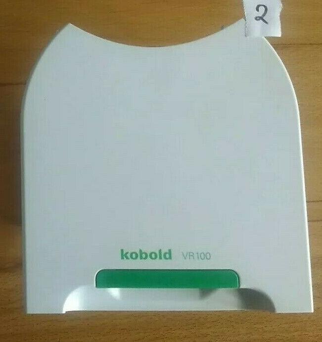 SCM61932 46439 2x Intensilo Akku 4400mAh für Vorwerk Kobold VR100 PN46439