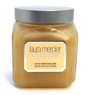 Laura Mercier Body & Bath Creme Brulee Honey Bath 12 oz